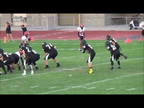 JAY VANDERJAGT - QB #13 FRESHMAN 2013 HIGHLIGHTS.. (Part One)