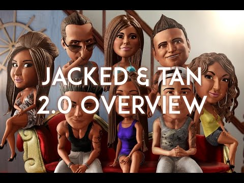 Jacked & Tan 2.0 Overview