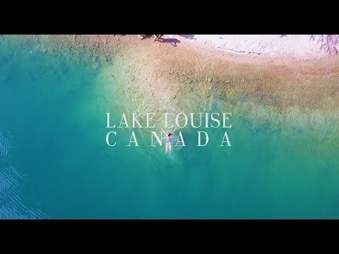 What to do in Canada, Swimming in Lake Louise