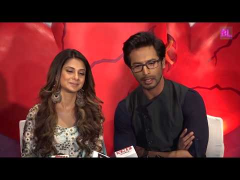 Colors show Bepannaah launched with Jennifer Winget and Harshad Chopra | Part 02