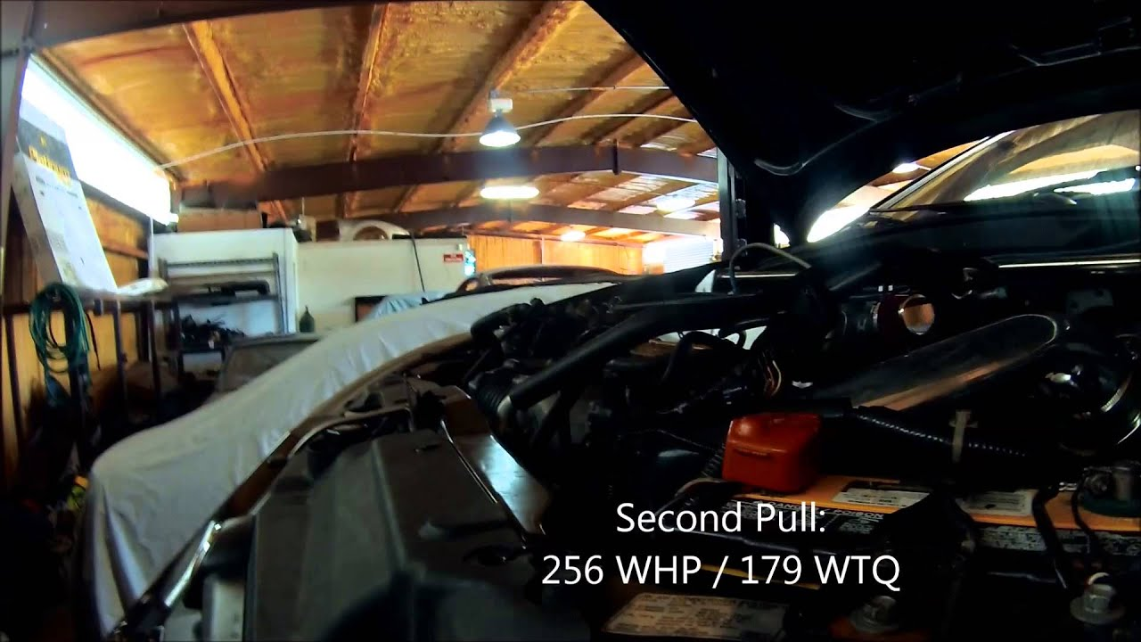 2002 Supercharged RSX Type-S Power Pulls