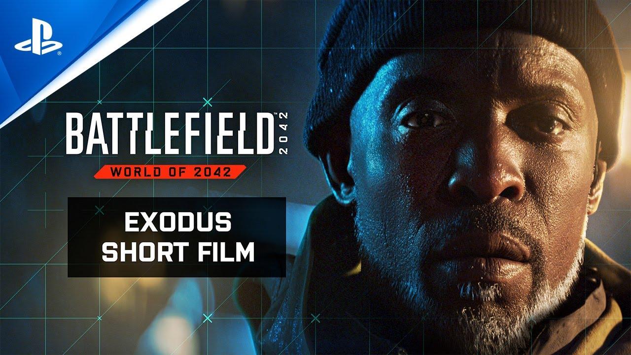 Battlefield2042 - Court-métrage Exode