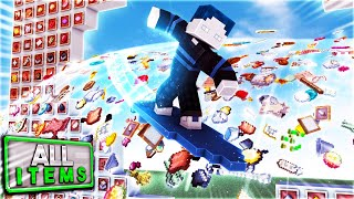 ALLE 982 MINECRAFT ITEMS FARMEN (REKORD FOLGE)