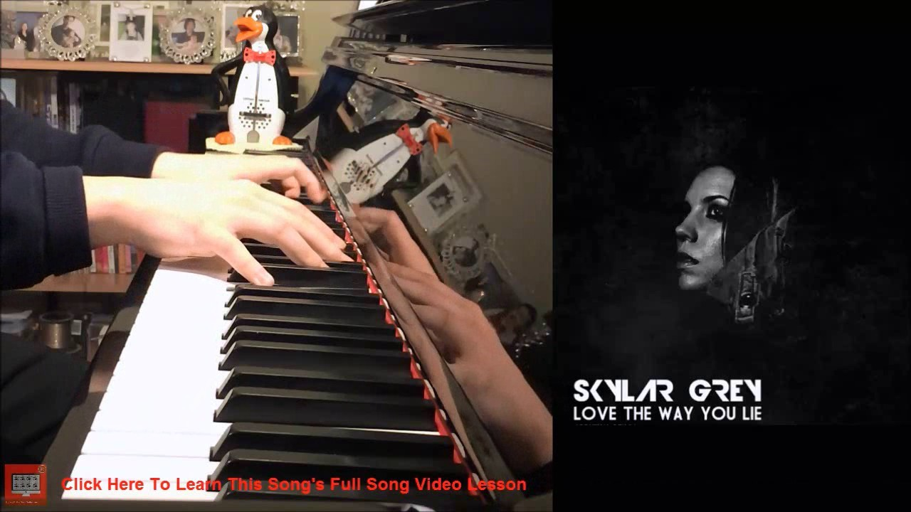 Skylar grey love the way you lie piano cover by amosdoll youtube skylar grey love the way you lie piano cover by amosdoll hexwebz Choice Image