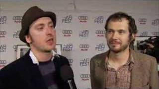 AUTUMN BALL Actor and Cinematgrapher at AFI FEST 2007