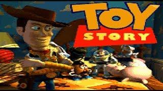 Toy Story Sega Mega Drive/genesis Full Walkthrough