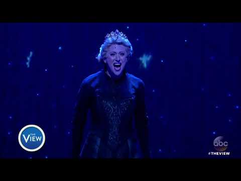 "Frozen On Broadway: ""Let it Go"" (Live @ The View)"