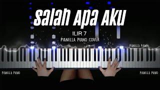 Download Mp3 Salah Apa Aku - Ilir 7 / Via Vallen | Piano Cover By Pianella Piano