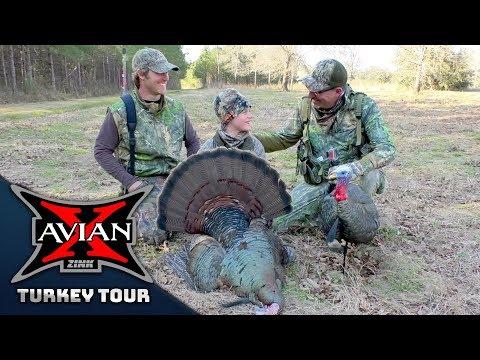 Lowcountry Longbeards with Mark Drury Pt. 2 - Avian-X Turkey Tour