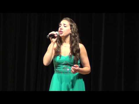 Kaitlyn Jackson's cover of Carrie Underwood's