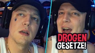 Drogengesetze in Deutschland! 😱 Harmlose Drogen? 🤔 | MontanaBlack Realtalk