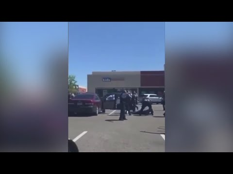 2 Chicago cops relieved of police powers after video shows violent arrest at Brickyard Mall