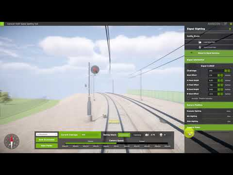 Visualising Rail: Aurecon's VizRT Signal Sighting Tool