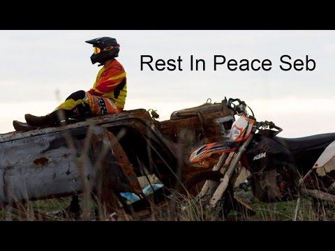 My best friend died in a motorcycle accident, I made a tribute video of us riding