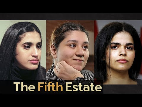 The Secret Network Of Women Who Watched Over Rahaf Mohammed's Escape - The Fifth Estate