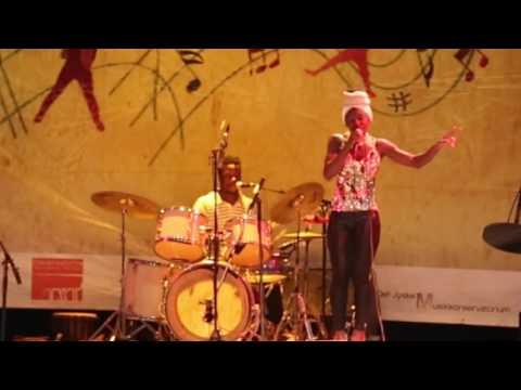 PAMELA BADJOGO live at Spot On Mali Music 3