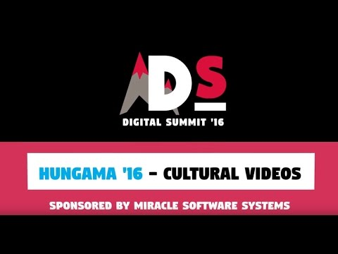 Madan Mohan From Miracle Software Systems Hungama Digital Summit 16 Youtube