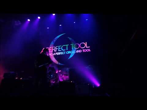 A Perfect Tool - Live at The Music Box, San Diego 05/18/2018 Camera 1