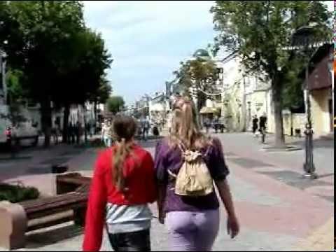My Trip Vladimir-Smolensk-Minsk-Brest.