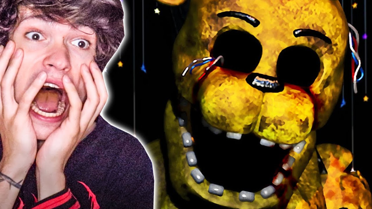 COMMENT C'EST POSSIBLE ?! ( Five Nights at Freddy's )