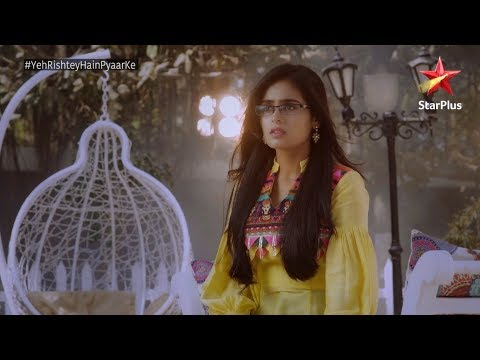 Yeh Rishtey Hain Pyaar Ke | Mishti's request for Marital Courtship