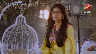 Yeh Rishtey Hain Pyaar Ke | Mishti's request for Marital Courtship