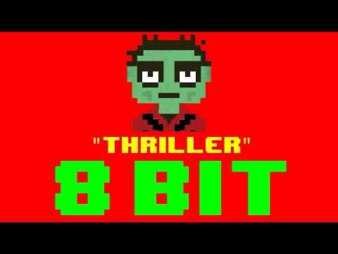 Thriller (8 Bit Remix Cover Version) [Tribute To Michael Jackson