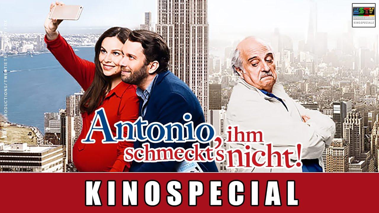 Antonio, ihm schmeckt´s nicht! - Kinospecial I Christian Ulmen I Mina Tander