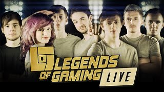Legends Of Gaming LIVE 2015 - Tickets On Sale Now!