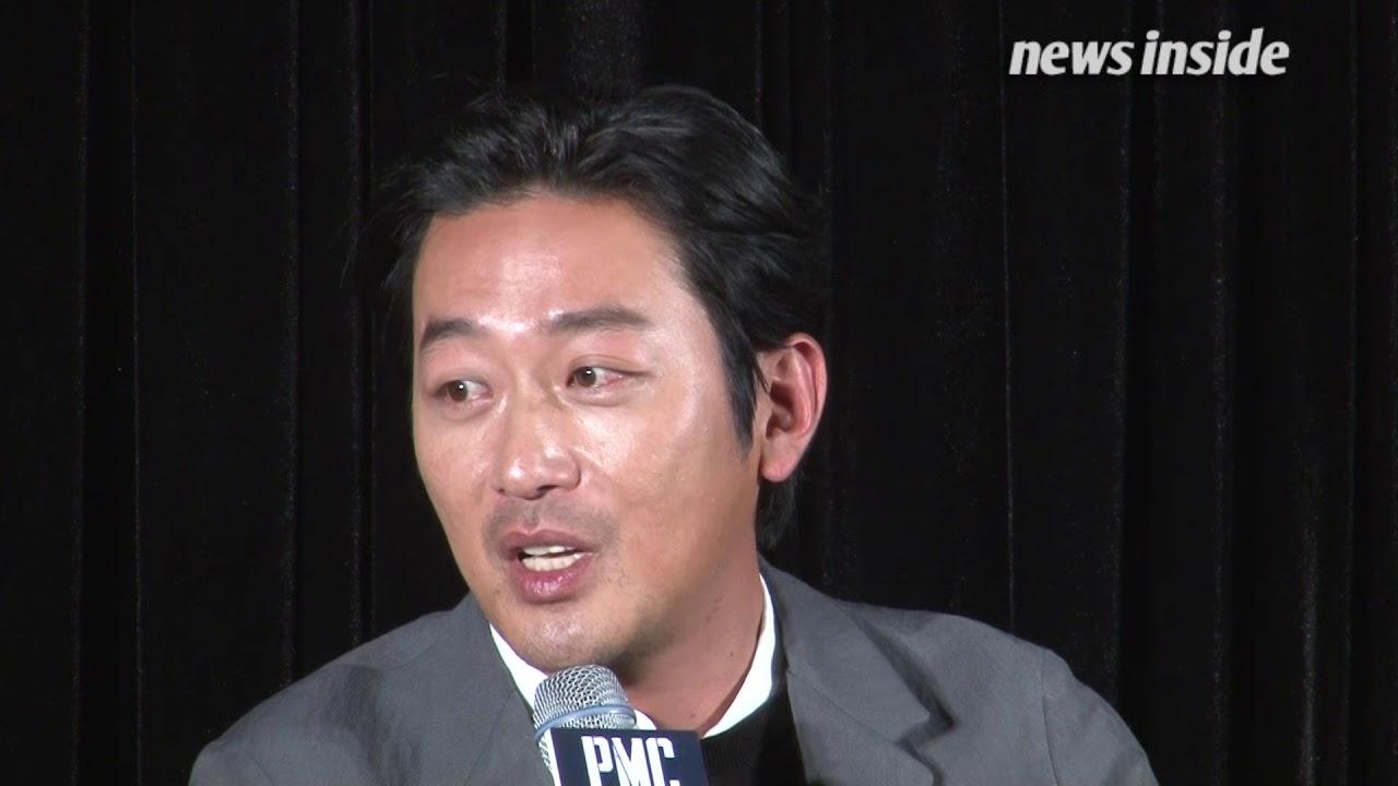 """하정우(Ha Jung Woo) """"'더티 섹시' 마음에 들어… 다음엔 마트에 갇히고 싶다"""" (PMC: 더 벙커)"""