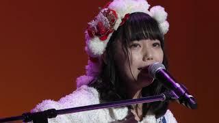 AKB48Team8のクリスマスイブライブ。会場は福井県福井市のアオッサ8階。...
