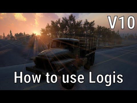 Squad v10 - New Logistics System