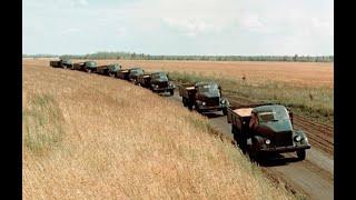 Реставрация ГАЗ-51 и ГАЗ-53. Медленно, но уверенно.