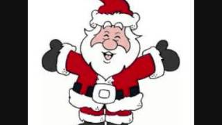 Santa claus sound effect hohoho happy laughing sounds
