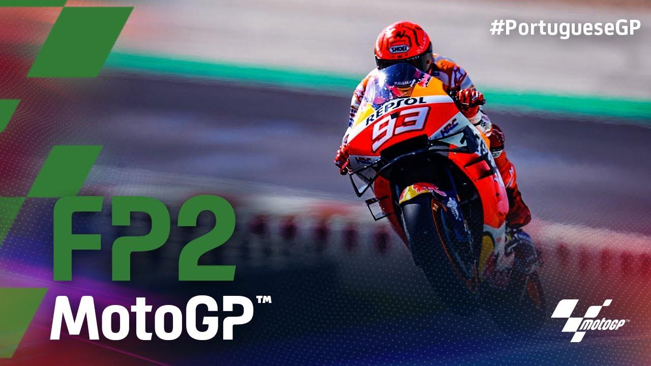 Last 5 minutes of MotoGP™ FP2 | 2021 #PortugueseGP