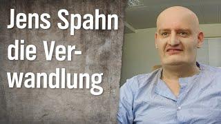 Max Spahn wird zu Jens Giermann
