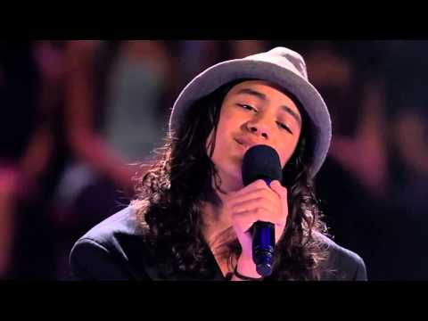 Timmy Thames - New Girl In Town (The X-Factor USA 2013) [4 Chair Challenge]