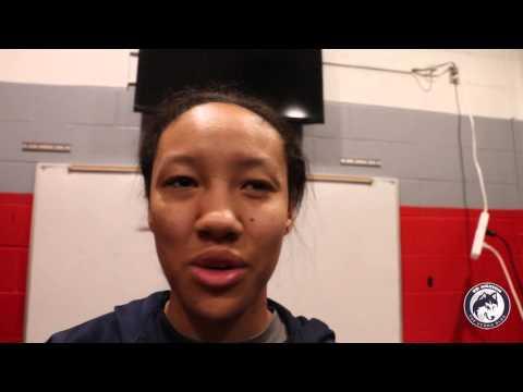 Moriah Jefferson Has Meant A Lot To Kia Nurse And Saniya Chong