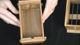 Secret Lock Box Iii  - The Jail Cell Puzzle Box