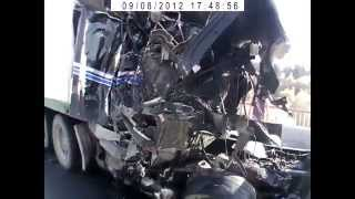 Подборка ДТП / Лето-Осень 2012 / Часть 18 - Car Crash Compilation - Part 18