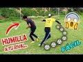 Aprende 5 Regates FÁCILES para BURLAR a tu RIVAL en el FÚTBOL - Tutorial de Fútbol