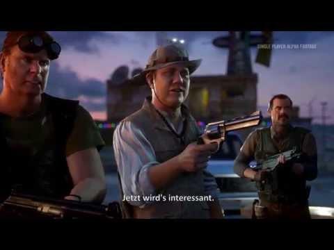 Battlefield Hardline: 12 Minuten Einzelspieler Gameplay