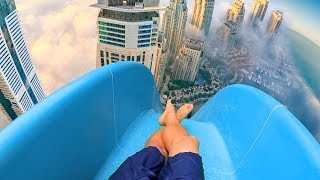 Top 5 MOST TERRIFYING Waterslides In the WORLD!