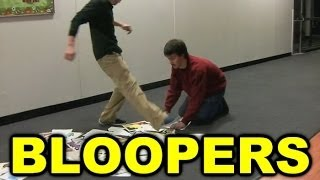 DATA Commercial Bloopers & Outtakes