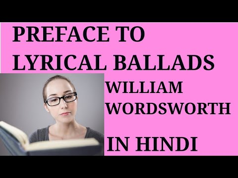 Lyrical Ballads By William Wordsworth from YouTube · Duration:  25 minutes 38 seconds