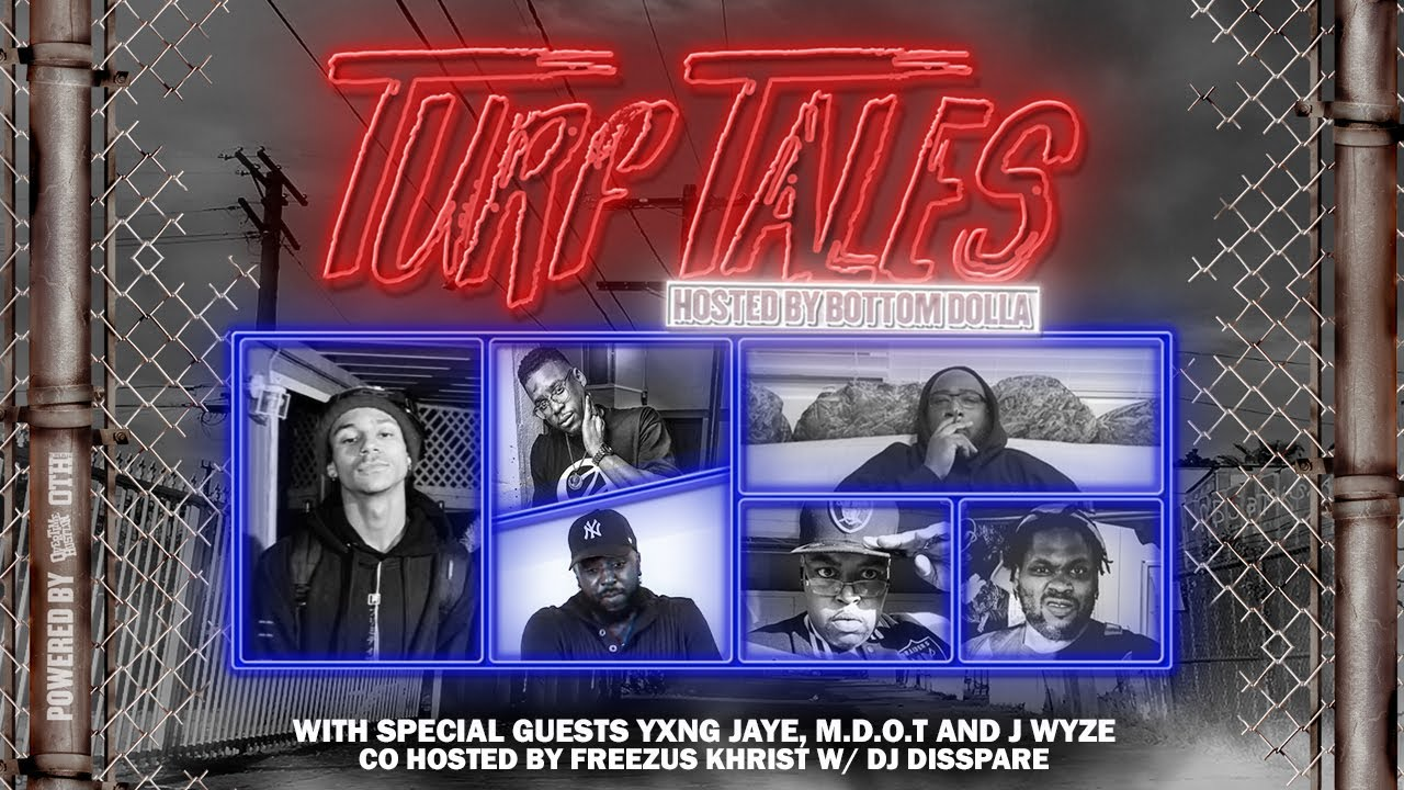 "Overtime Hustlin Presents ""Turf Tales"" Episode 38 Hosted by Bottom Dolla"