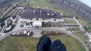 Дачинг 3 - полный полет над Акулинино HD