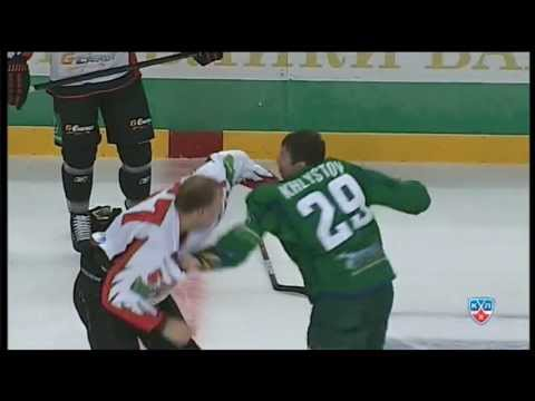 Салават Юлаев - Авангард 4:3 / Кубок Башкирии / Salavat Yulaev - Avangard 4:3
