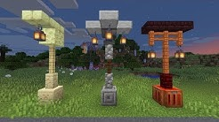 25 Minecraft Lantern Lighting Ideas