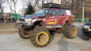 4x4 offroad hard mudding deep mud full time 4wd газ-66 я-170 колет